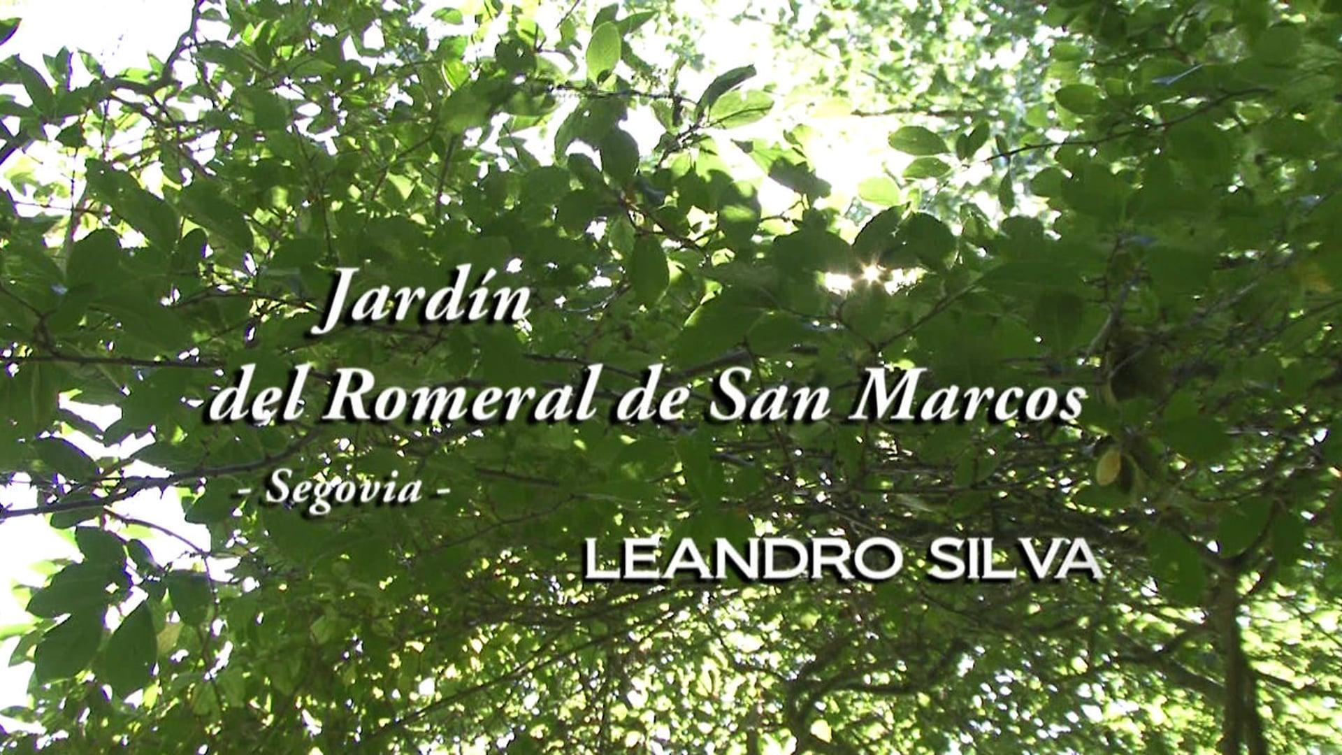 Jardín Romeral de San Marcos - Audiovisual Exposición Leandro Silva