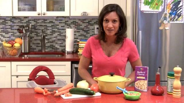 Chef Cricket Azima -- feeding picky eaters
