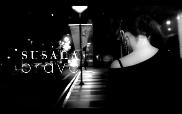 SUSANA - BRAVE (Official Music Video)