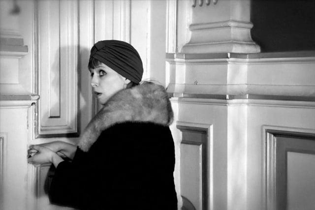 Silent Movie Screen Test No. 3 (Bergen)