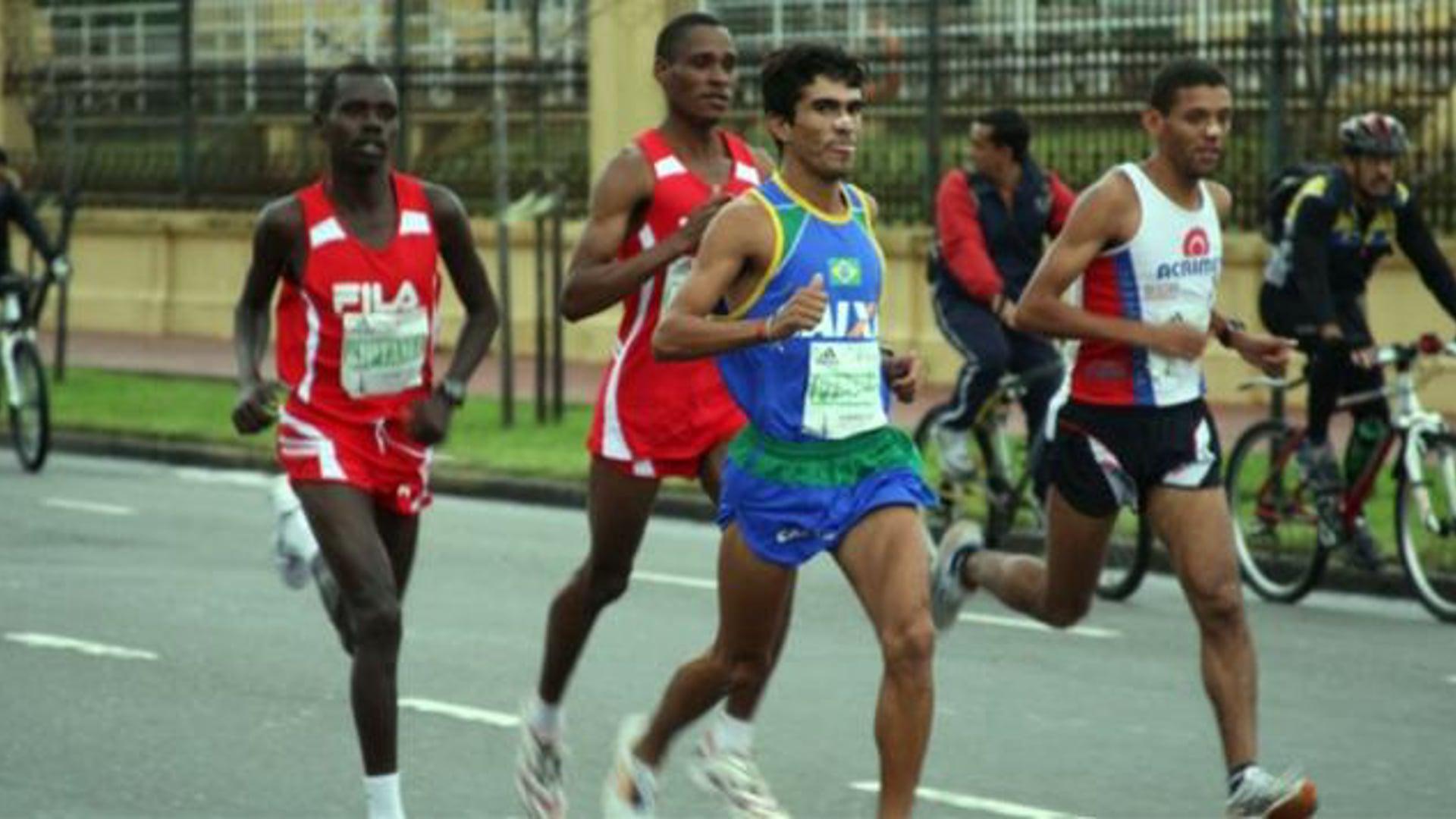 Buenos Aires Marathon [stop motion]