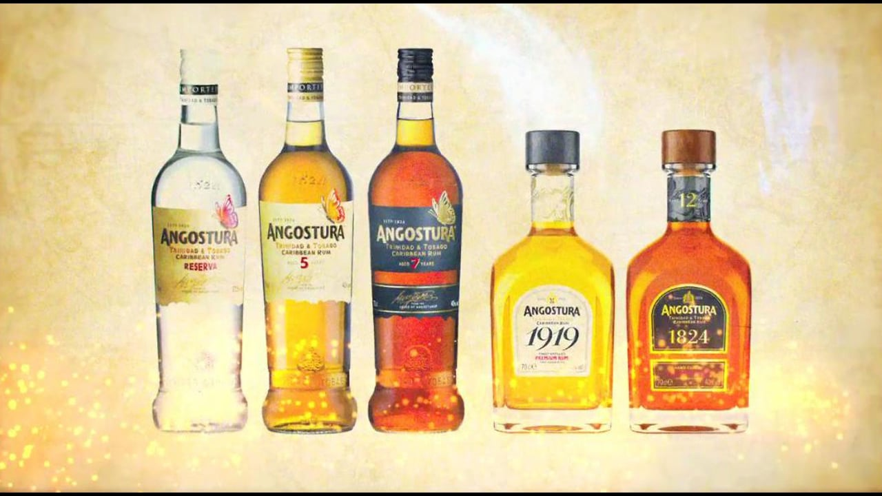 Angostura Rum Making Redefined