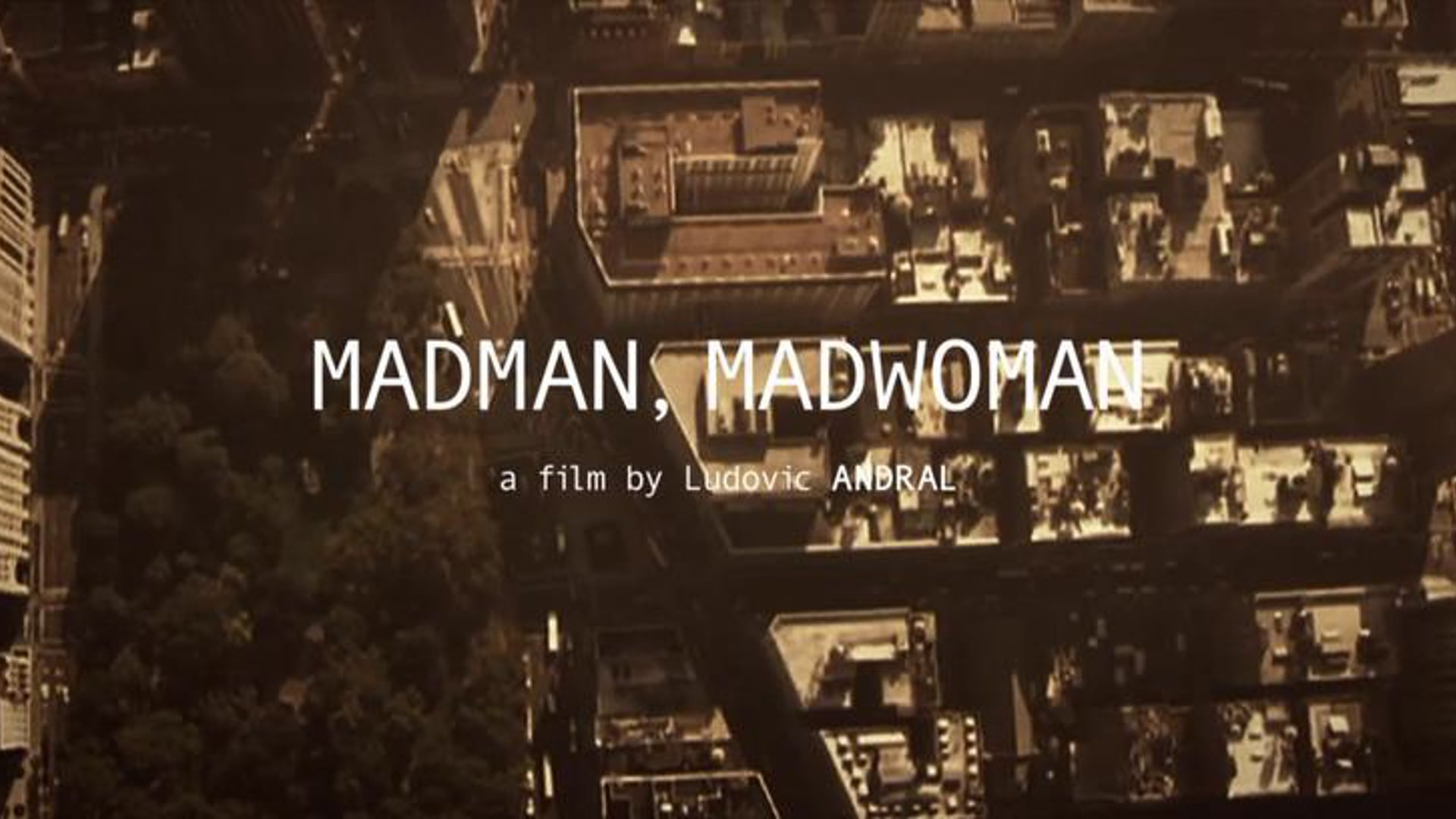 ROMAIN JEROME // Madman, Madwoman for OPEN Mag.