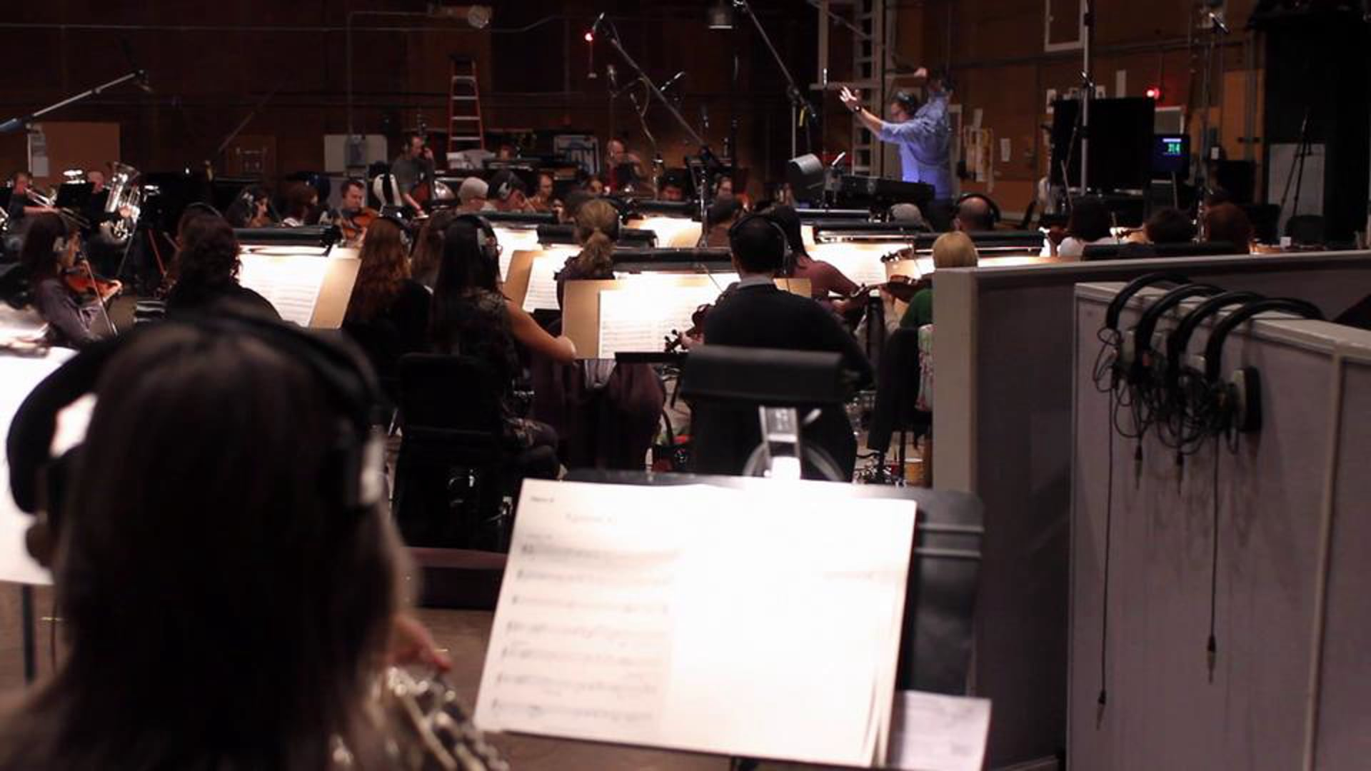 Hollywood Scoring - Music Video - Against All Odds - Michael Patti