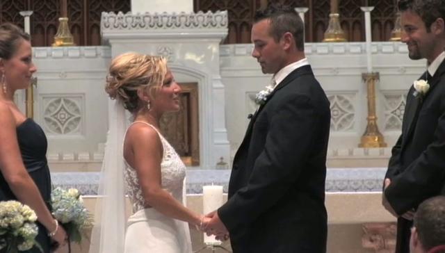 Shannon and Derek's Wedding Ceremony Highlights