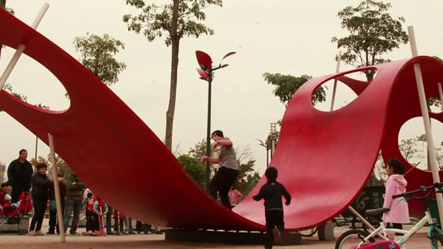 Andrew Cannon and Chris Mathis- East Coast to Far East from World Industries