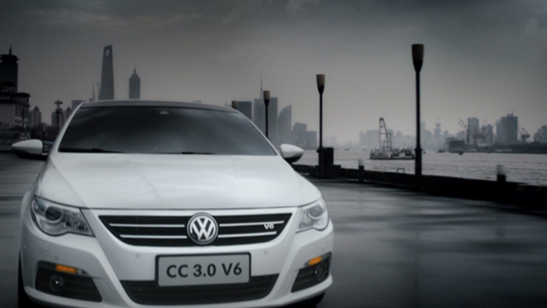 volkswagen_CC V6