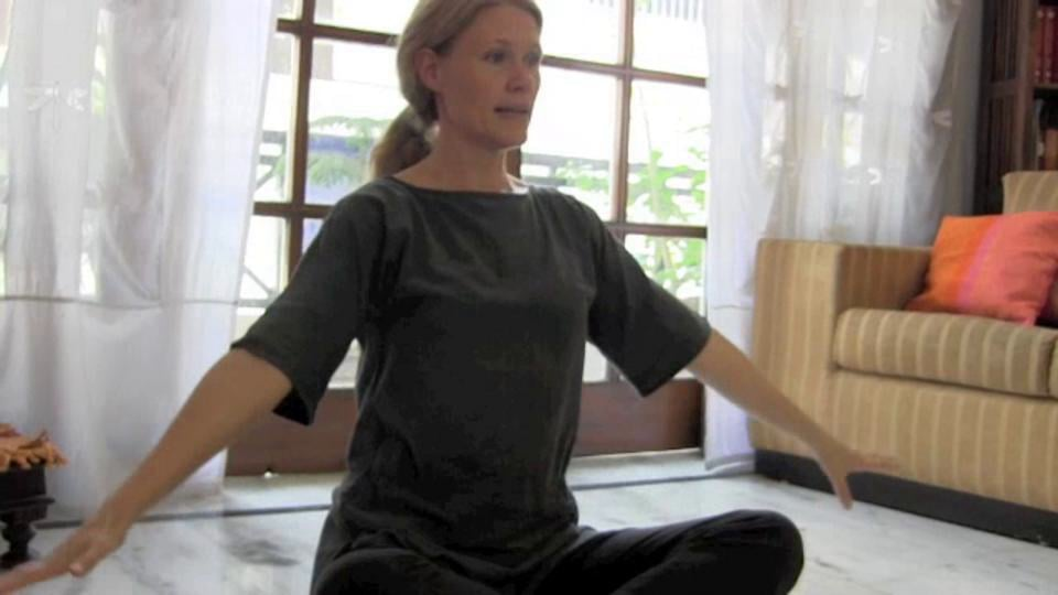 India, The Yoginis' Oracle, Simple Relaxation Techniques