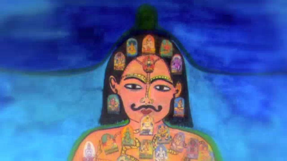 India, The Yoginis' Oracle, Easy Yoga Nidra