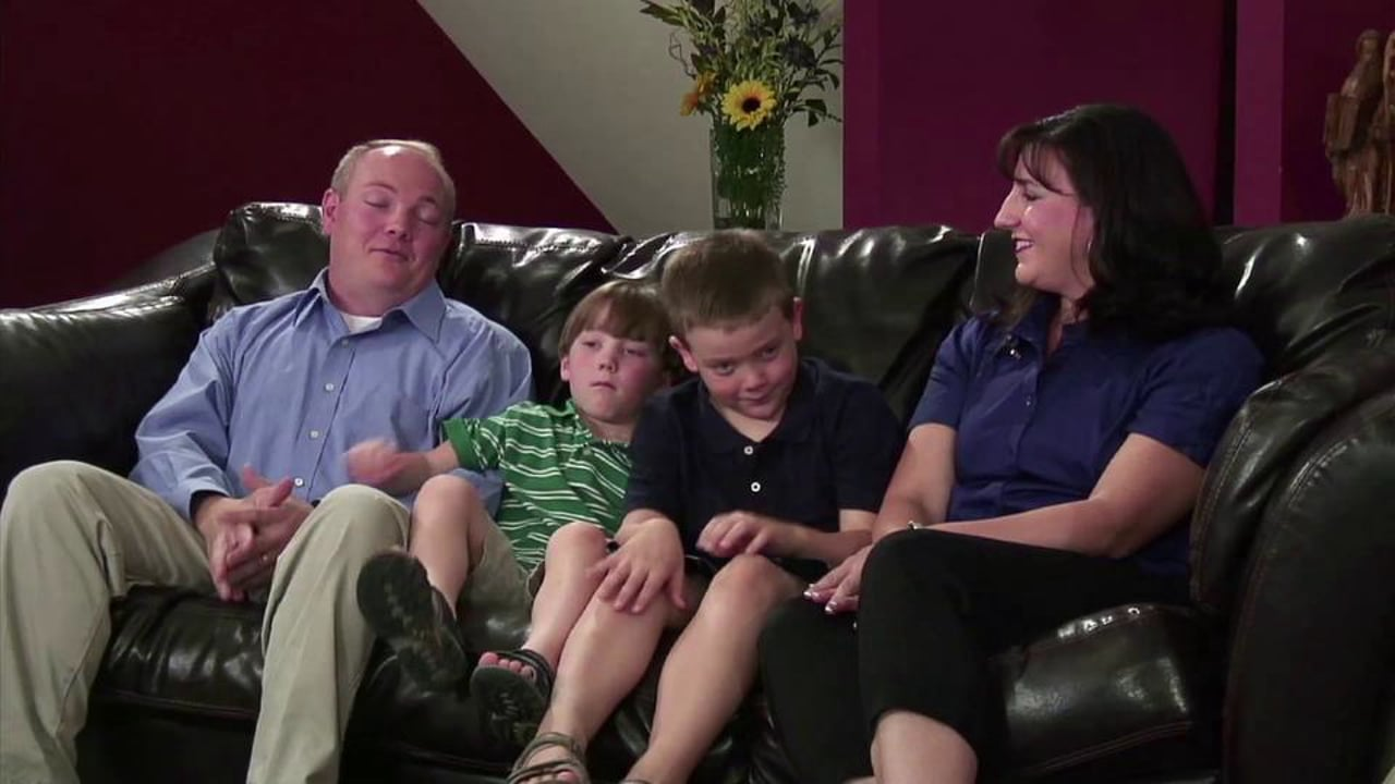 Dender family recommends Small World Adoption for International Adoptions