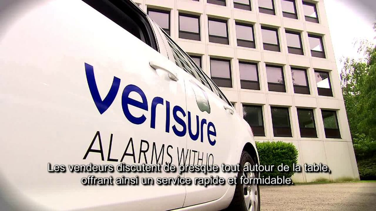 Verisure, Alarms with IQ                      (Nl+Fr OT)