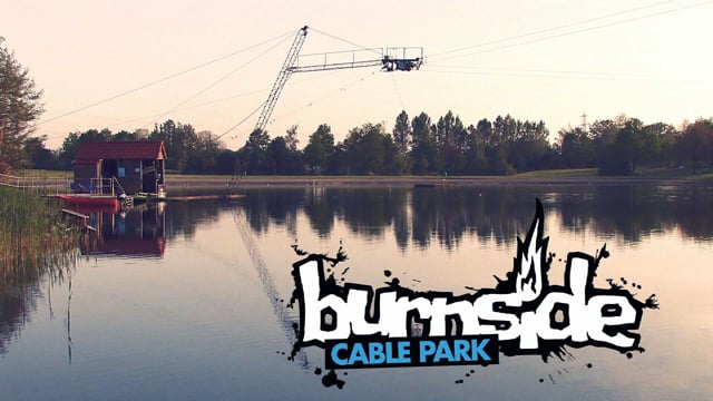 Burnside Cablepark Teamvideo