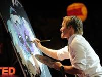 Erik Wahl TED Presentation (2011)