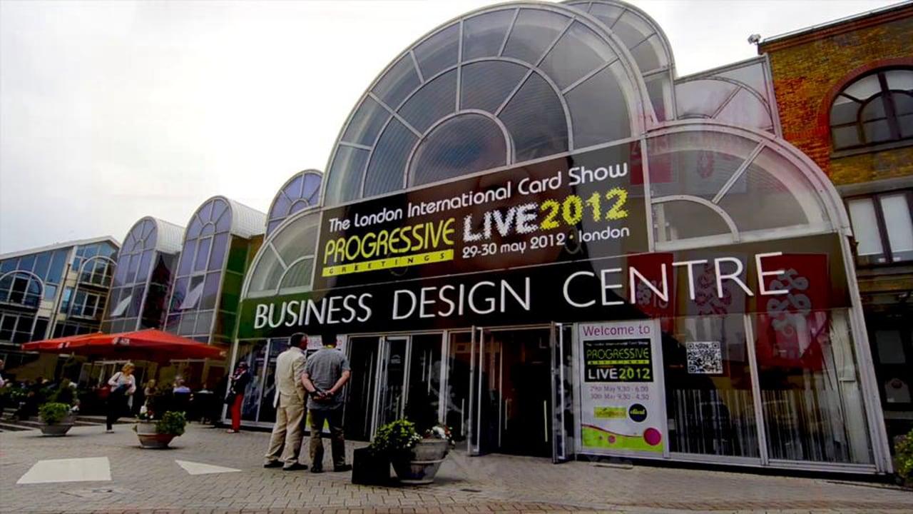 Ananya exhibits at Progressive Greetings Live, London - May 2012