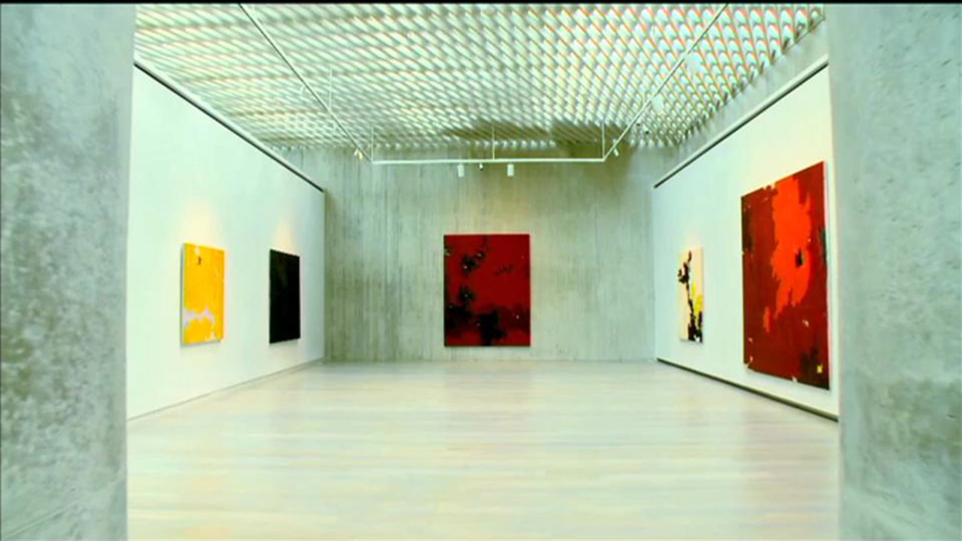 """Clyfford Still Museum """"One Man. One Life. One Place"""" :30 TV"""