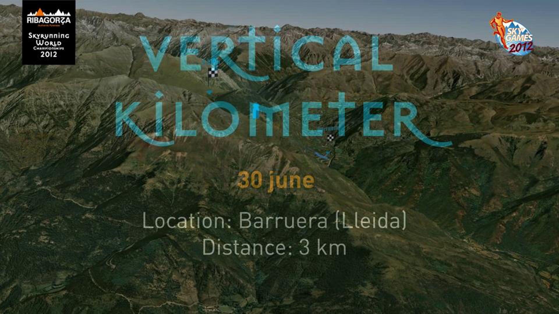 Vertical Kilometer