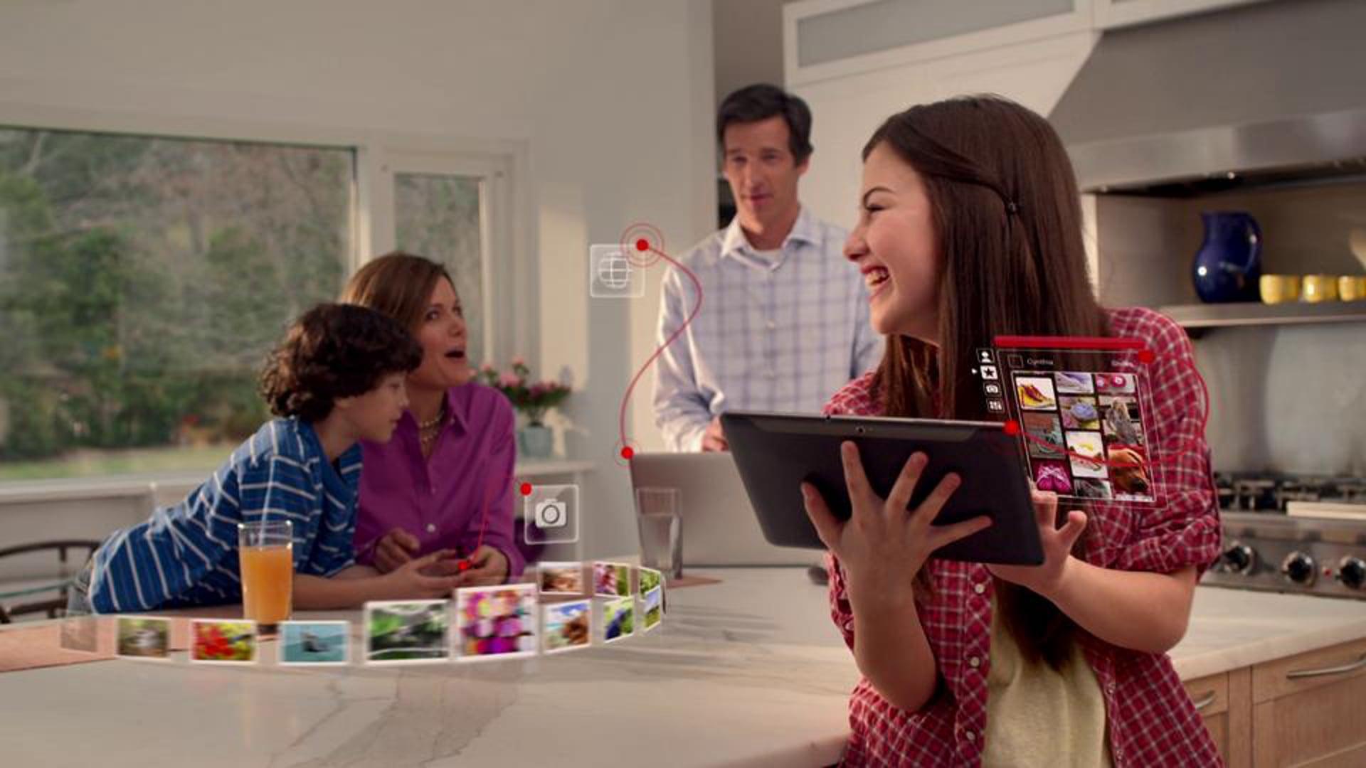 """Comcast XfinityTV """"Kitchen"""""""