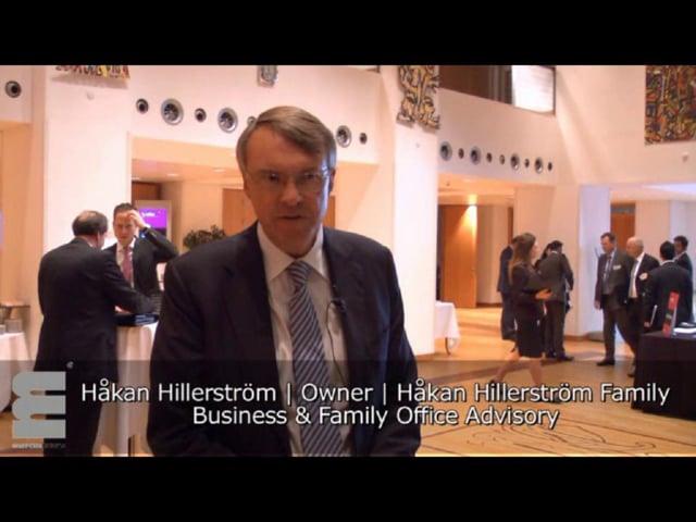 Elite Summit - Interview: Håkan Hillerström, Håkan Hillerström Family Business & Family Office Advisory