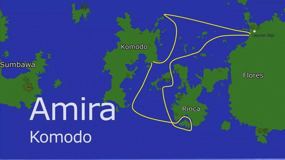 Amira - Komodo