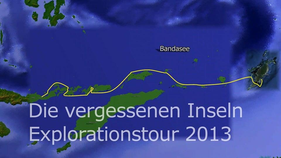 Forgotten Islands Exploration 2013