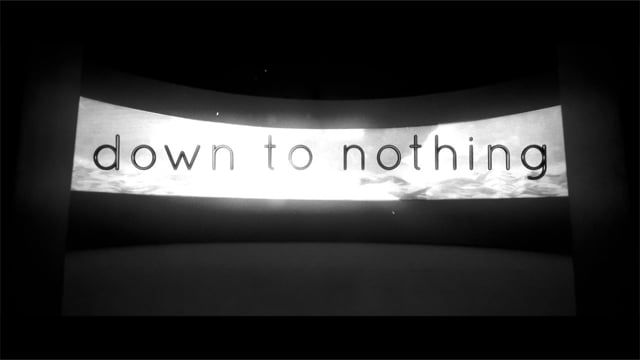 Susana & Max Graham - DOWN TO NOTHING (Official Music Video)