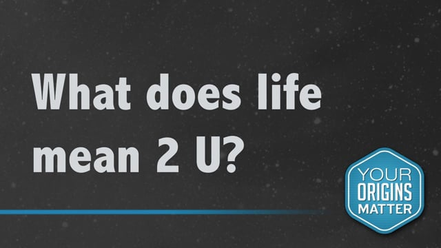 YOM Question - Life