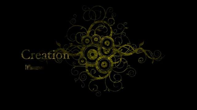 Creation... It's Everywhere