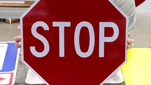 Staff Spotlight - Street Signs