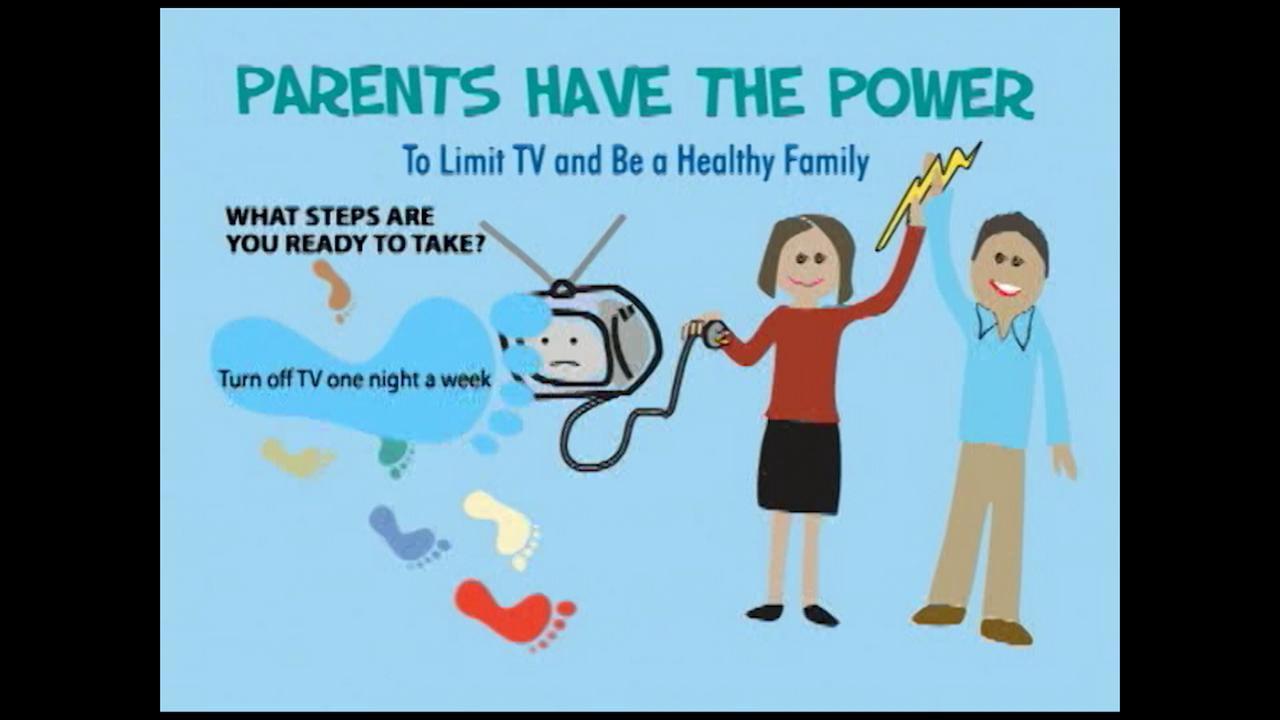 Parents Have the Power PSA