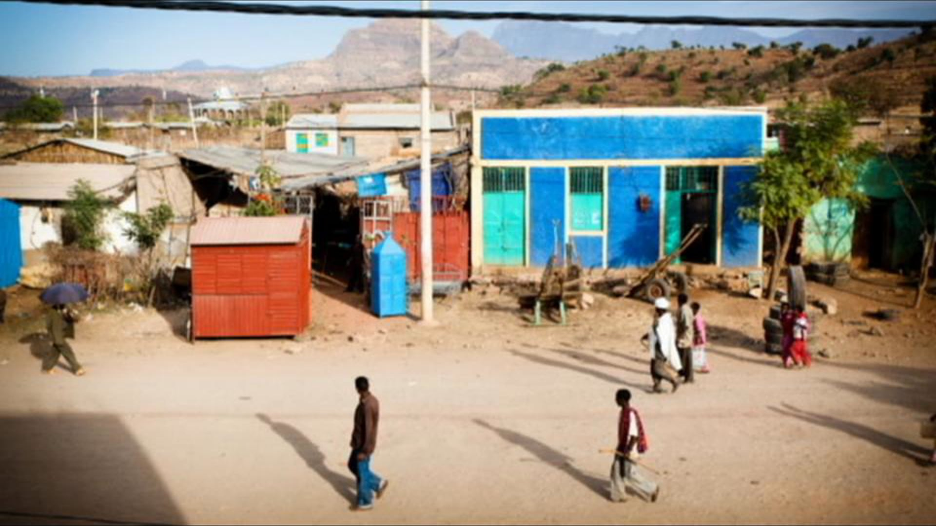 Life In Limbo - Eritrean refugees stuck in the search for a better life