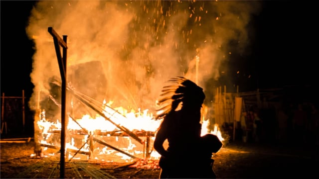 Emmental fire festival