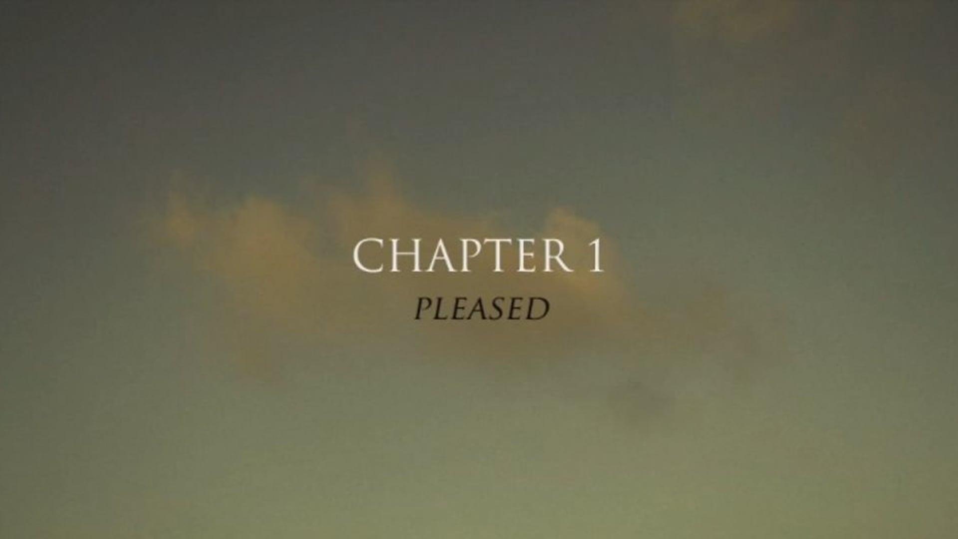 HALOS AROUND - chapter 1 / Pleased