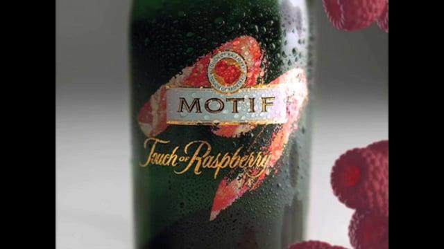Motif Raspberry