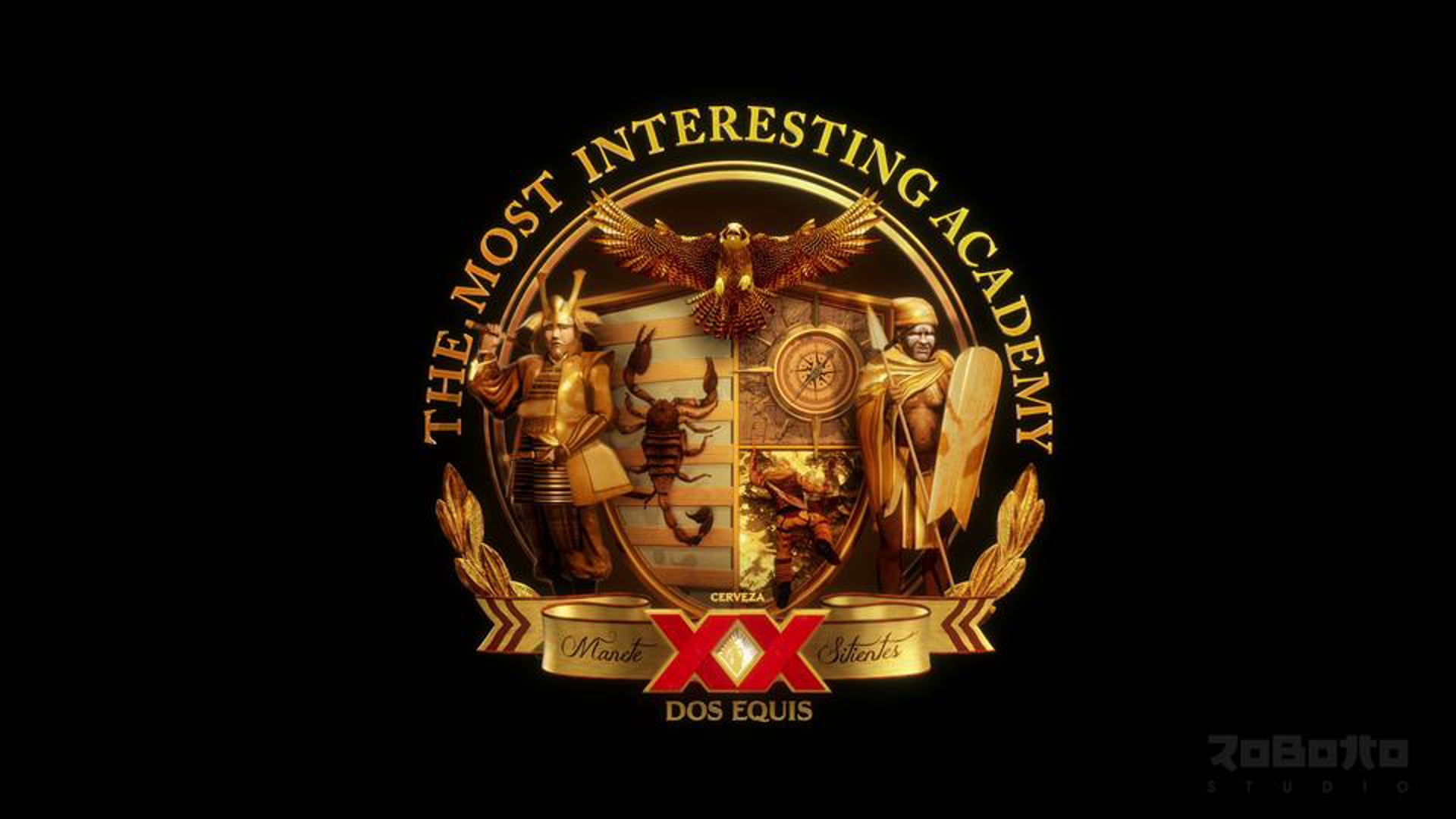 Dos Equis Beer - Most Interesting Academy