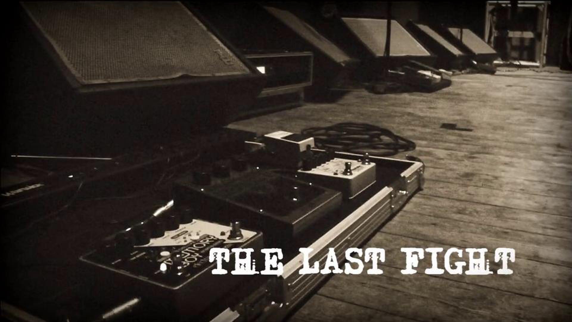 THE LAST FIGHT (Kiss Cosmic)