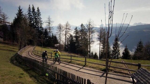 300 zonnige dagen. Zuid-Tirol