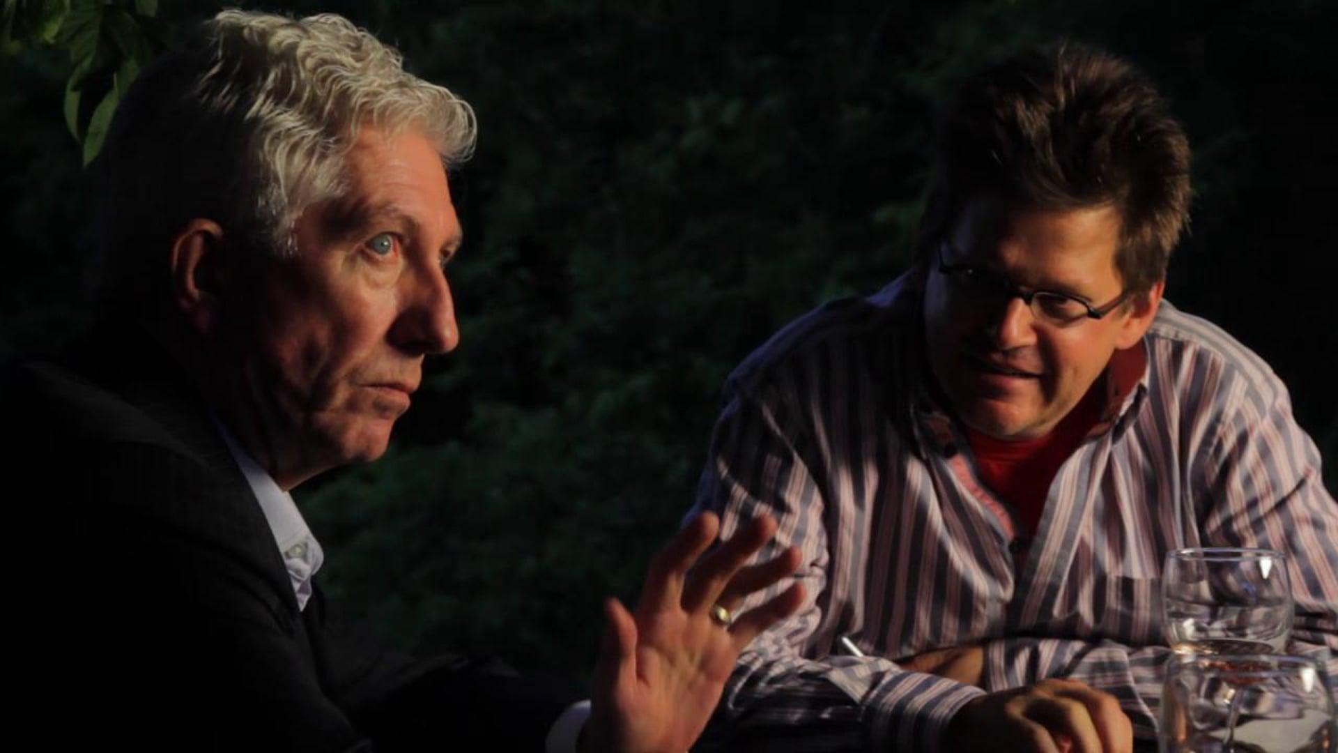 Conversation entre Gilles Duceppe et Dominic Champagne à NOMAD Nation