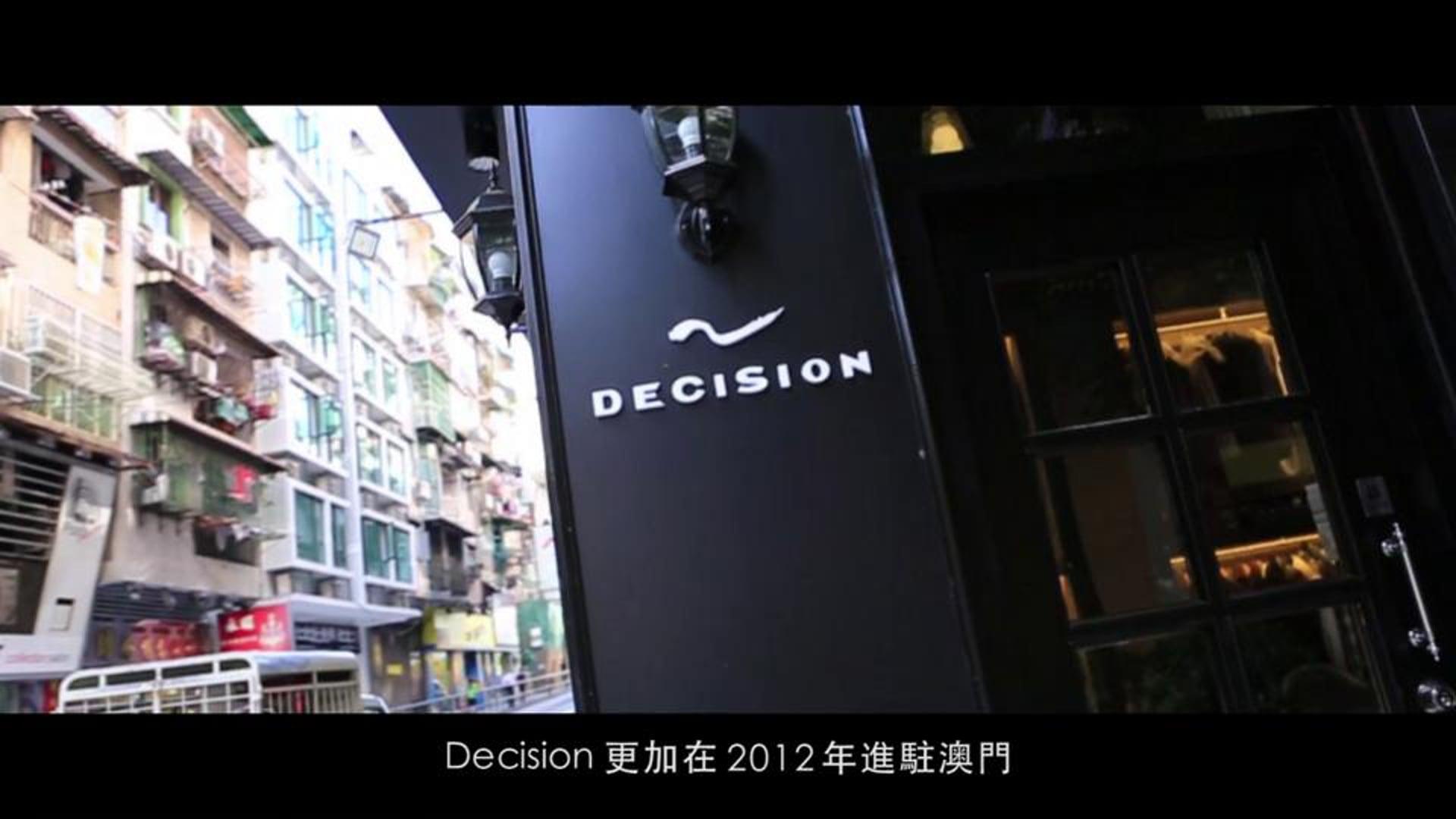 Decision - Tuxedo & Suit
