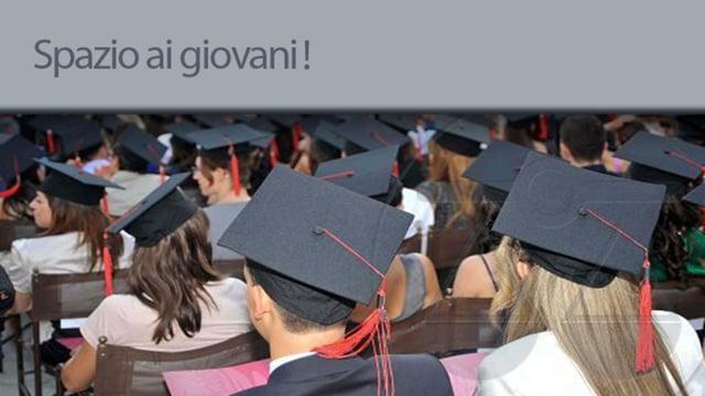 Spazio ai giovani! - 23/7/2012