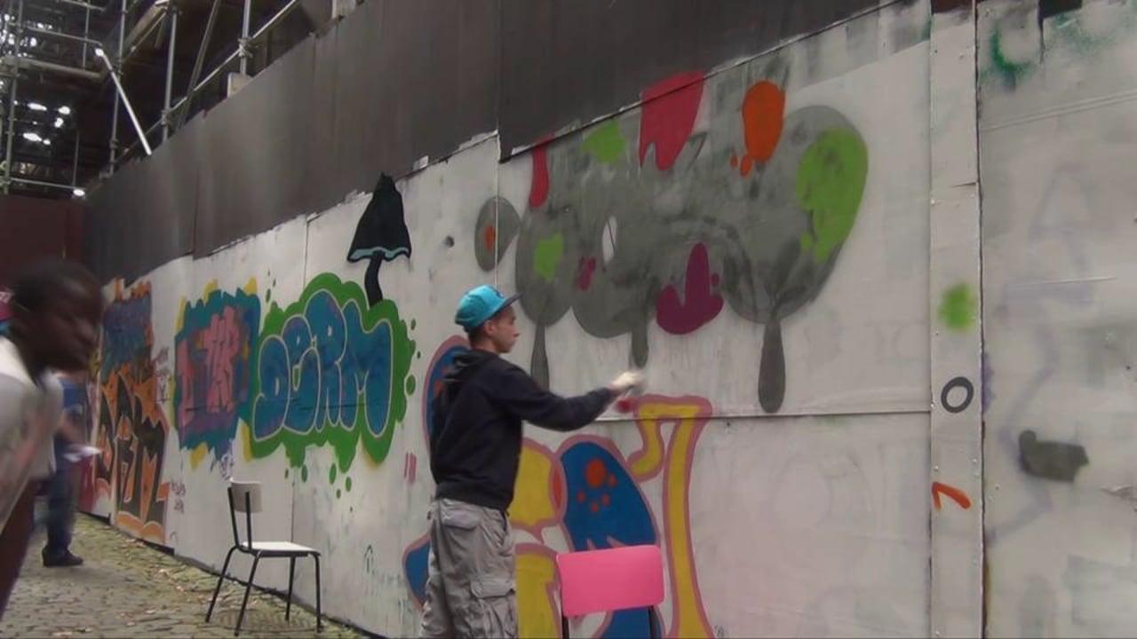Clip Stage Graff