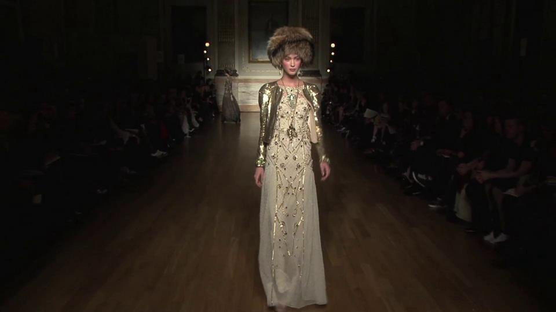 Temperley for Filofax, London Fashion Week