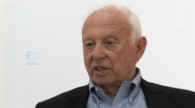 Ellsworth Kelly on how his colour paintings were out of synch in 1950s New York