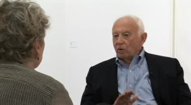 Ellsworth Kelly reveals how his practice is rooted in drawing