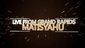 Matisyahu Live at Grand Rapids Teaser 2012