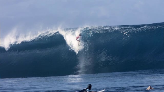 Billabong Pro Tahiti , when almost doesn't cut it from Billabong
