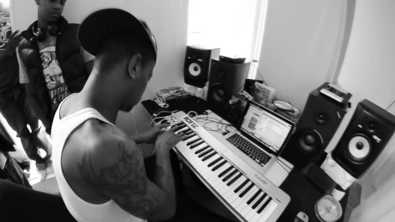 Frequency Masterclass ''YoungStarz''