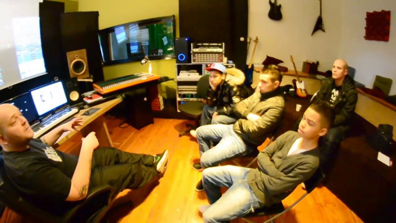 Frequency Masterclass ''Feijenoord''