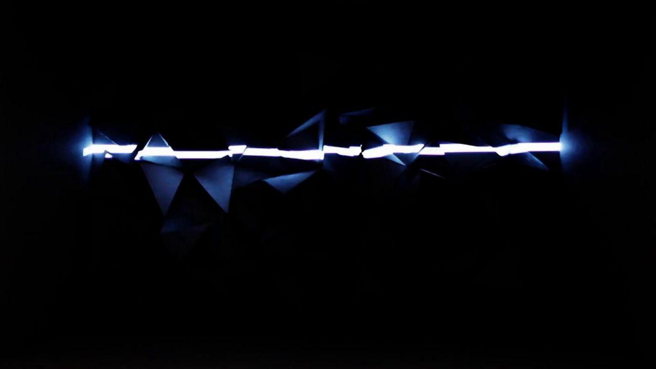 Experimental Light Sculpture