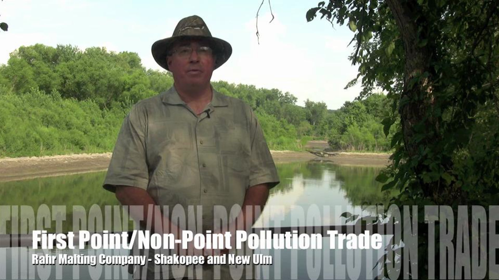 Scott Sparlin Point to Non - Point Bartering in Water Quality