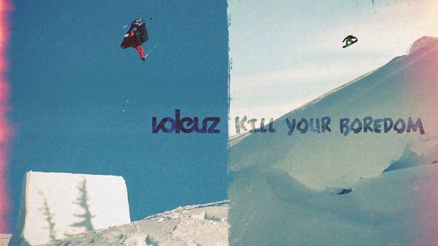 Kill Your Boredom action teaser from Voleurz